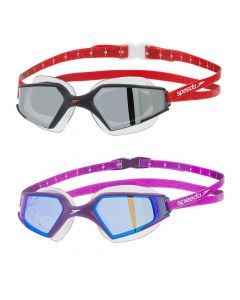 speedo schwimmbrille aquapulse max 2 mirror v3