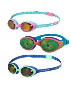 speedo schwimmbrille illusion junior