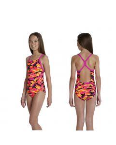 speedo badeanzug schwimmanzug rippleback