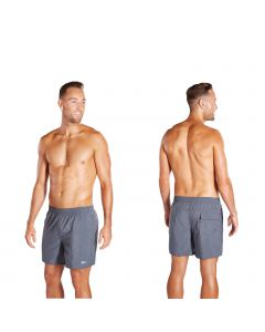Speedo watershorts solid leisure grau