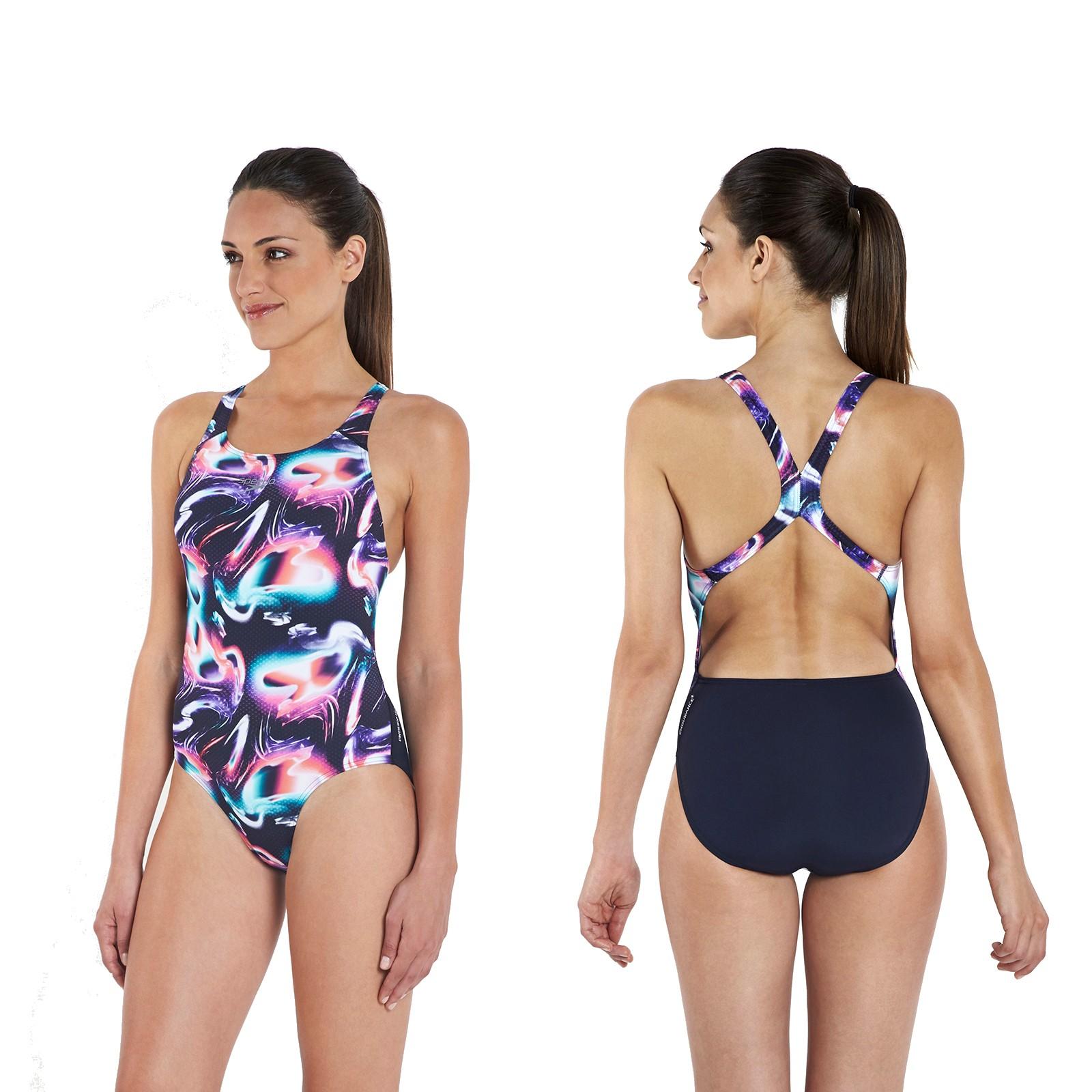 speedo schwimmanzug damen unterfüttert