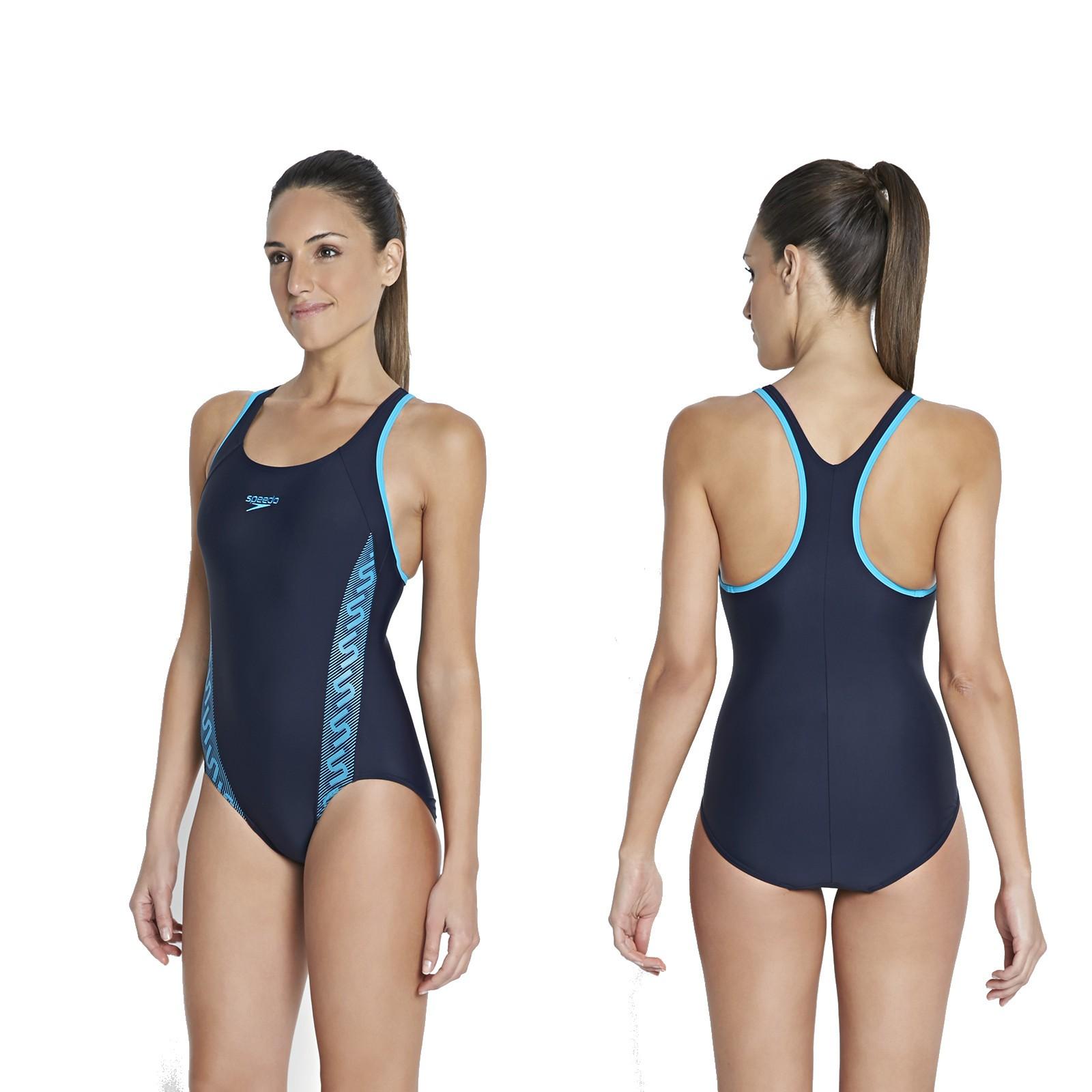 93d72b7ea8e933 Badeanzug von Speedo für Damen und Frauen mit Bustier
