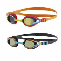 speedo schwimmbrille mariner supreme mirror junior