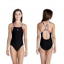 speedo badeanzug schwimmanzug rippleback stern