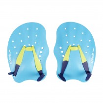 Speedo Tech Paddles blau