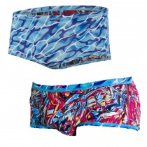 Speedo Wende-Badehose flipturns