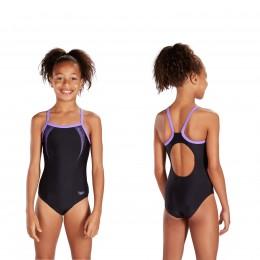 Badeanzug Speedo Mädchen Kinder Muscleback