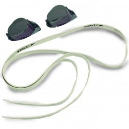 speedo schwedenbrille verspiegelt schwarz