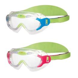 speedo schwimmbrille sea squad junior jungen mädchen