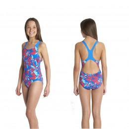 speedo badeanzug schwimmanzug splashback, unterfüttert