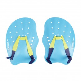Speedo Tech Paddles blau