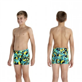 Speedo Badehose Aquashort Jungen Kinder