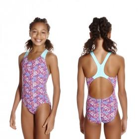 Badeanzug Speedo Mädchen Kinder Splashback