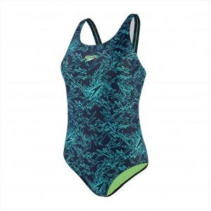 speedo schwimmanzug damen frauen muscleback