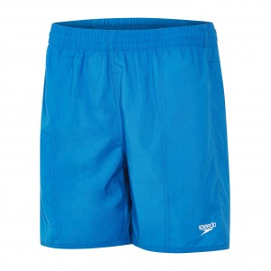 Speedo watershorts kinder solid leisure blau