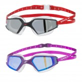 Speedo Schwimmbrille Aquapulse Max Mirror2